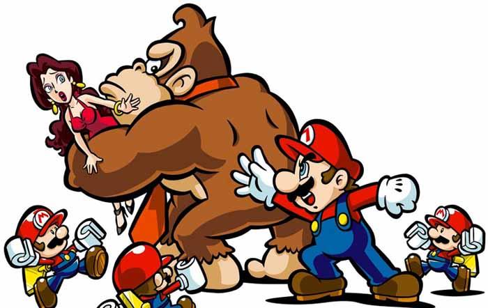 Donkey Kong Clipart
