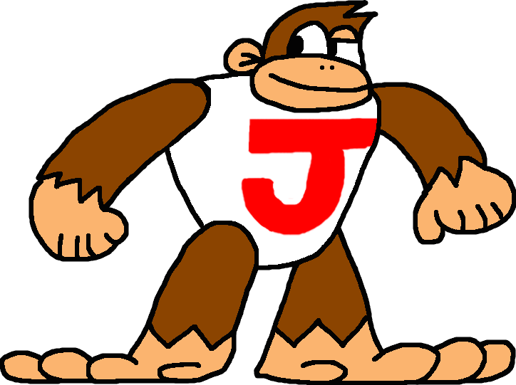 724x541 Donkey Kong Jr. 2018 Redesign By Megatoon1234