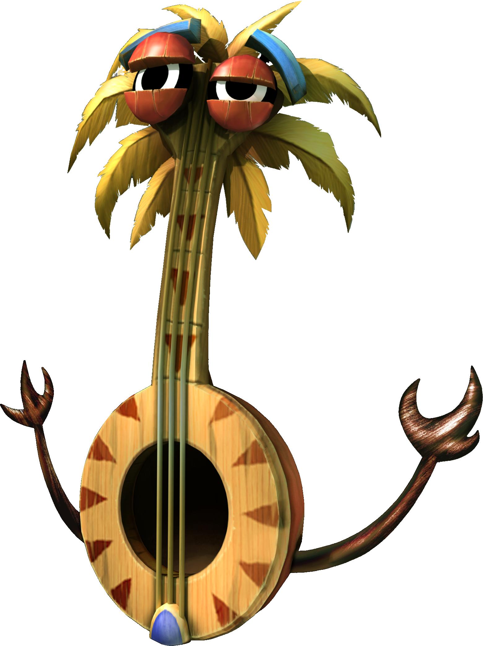 1560x2086 Banjo Ukulele Donkey Kong Wiki Fandom Powered By Wikia