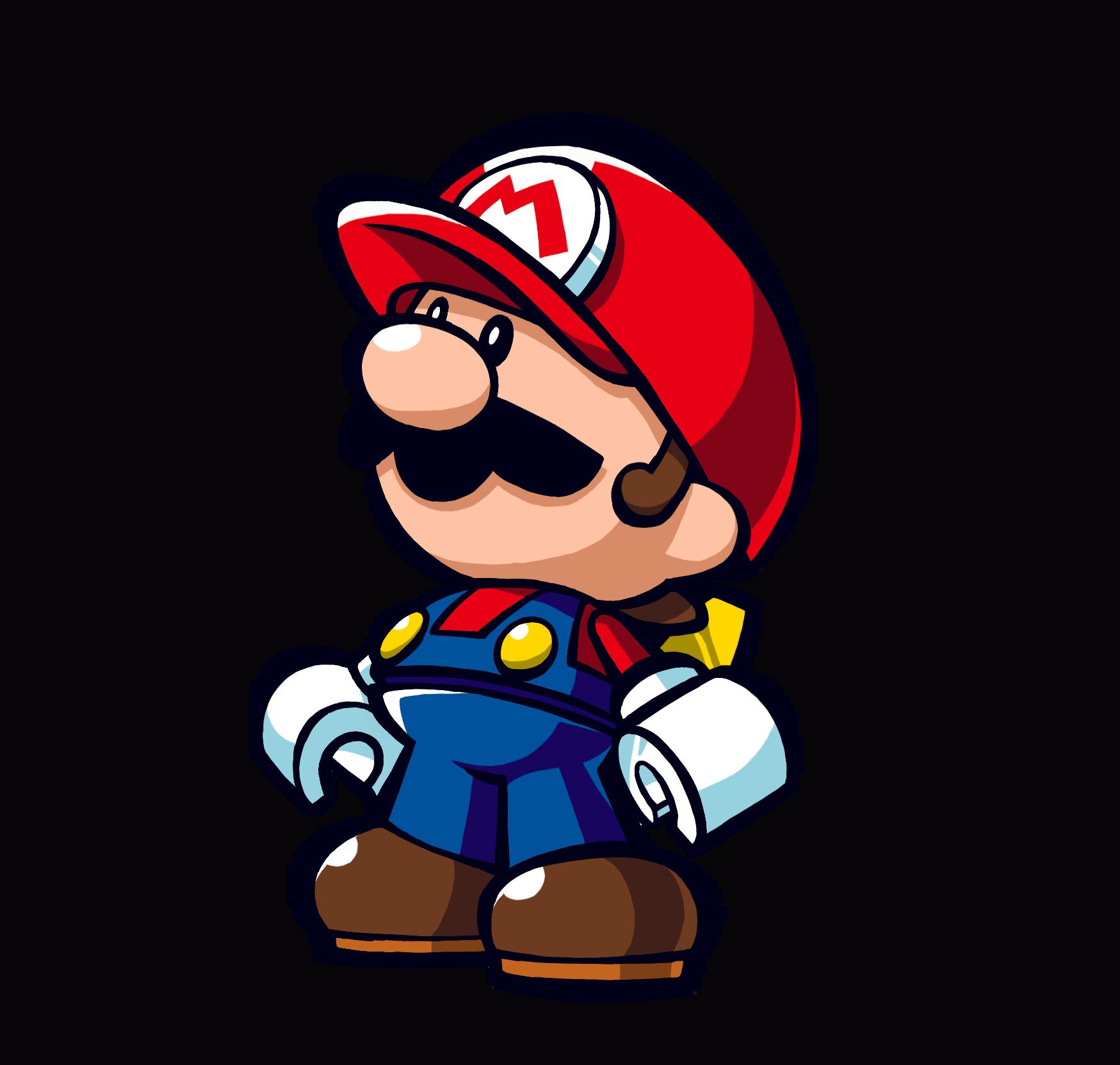 1749x1662 Mario Vs Donkey Kong Png File Png Mart