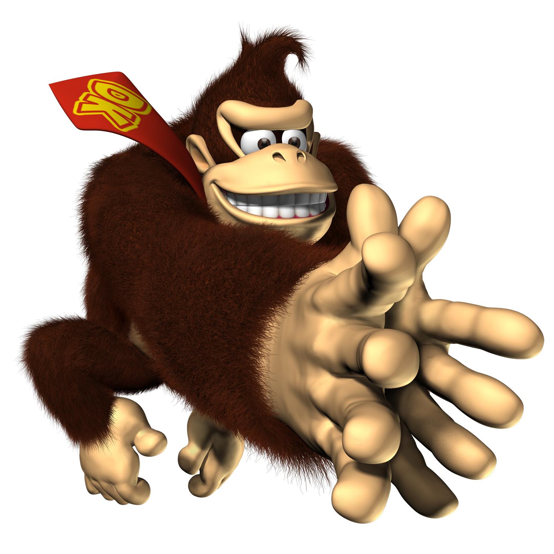1500x1500 Weekend Getaway Donkey Kong Jungle Beat The Mary Sue