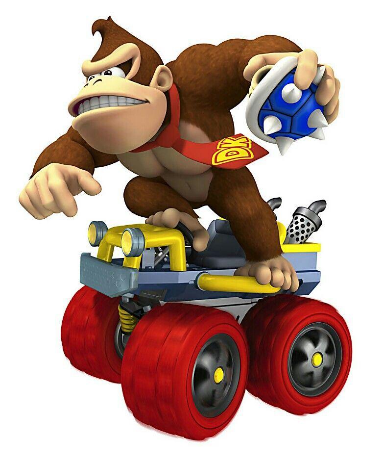 782x946 Donkey Kong