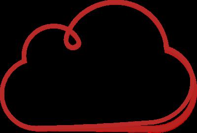400x270 Clouds Clipart Doodle