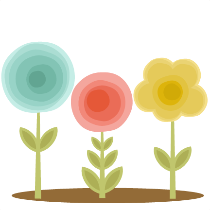 432x432 Flowers Group Svg Cutting Files Doodle Cut Files For Scrapbooking