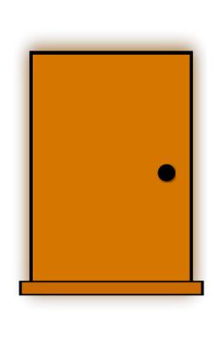 251x388 Free Door Clipart