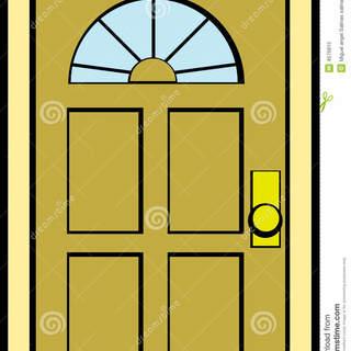 320x320 Front Door Clip Art