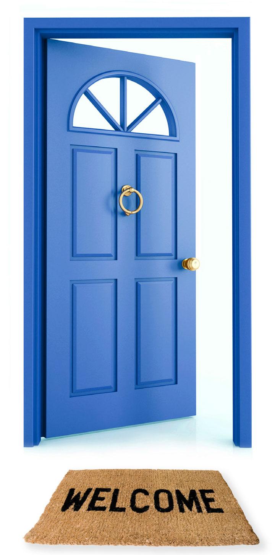 720x1453 Front Door Clipart Image Group
