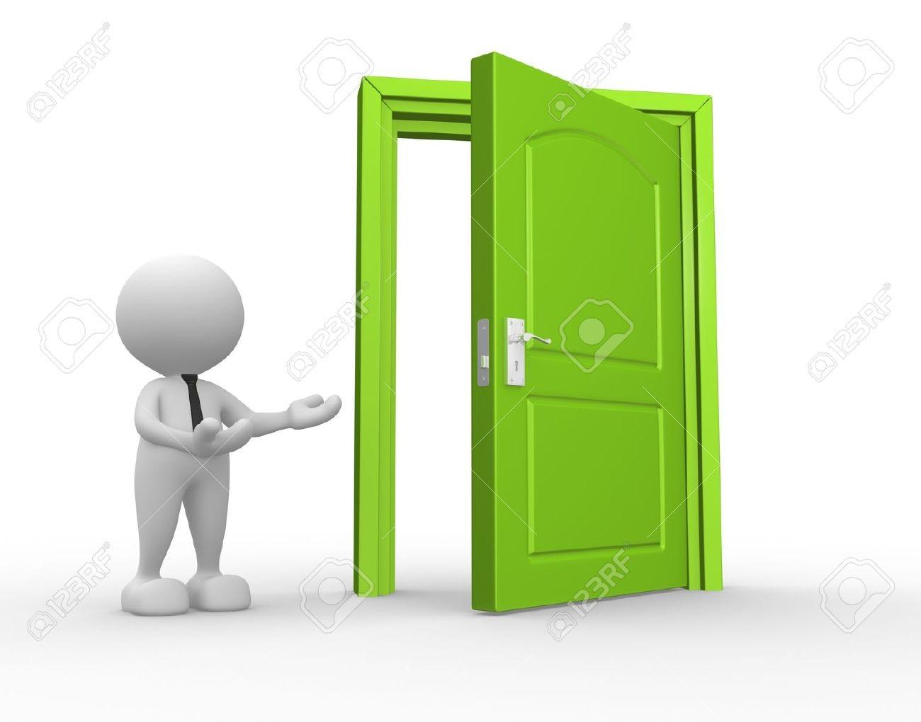 1300x1020 Open Front Door Clip Art Outstanding Clipart