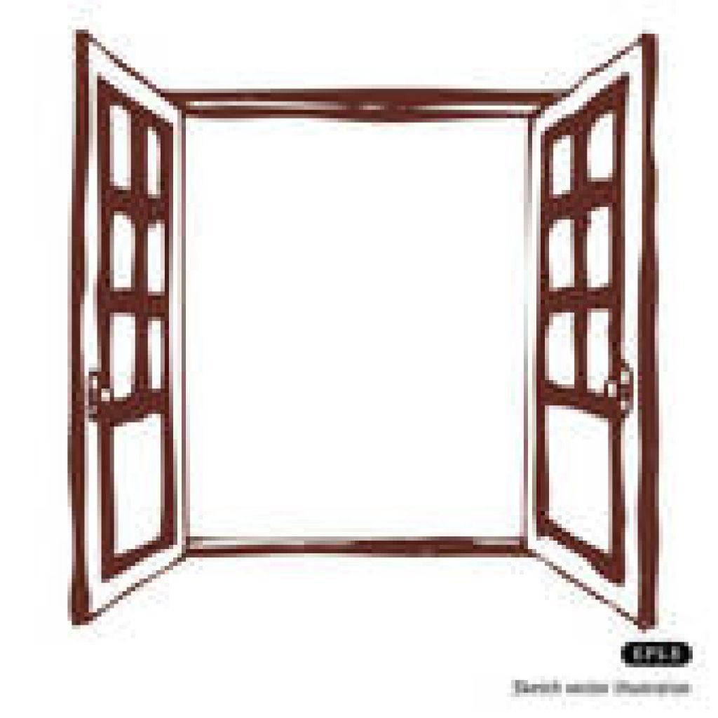 1024x1024 Clip Art Clip Art Open Door