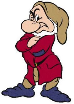 Dopey Clipart