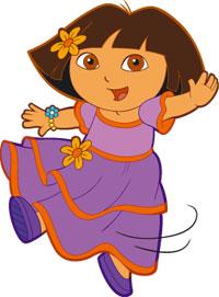 200x271 Dora The Explorer Clip Art