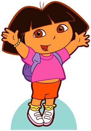 295x425 Dora The Explorer Triangulations