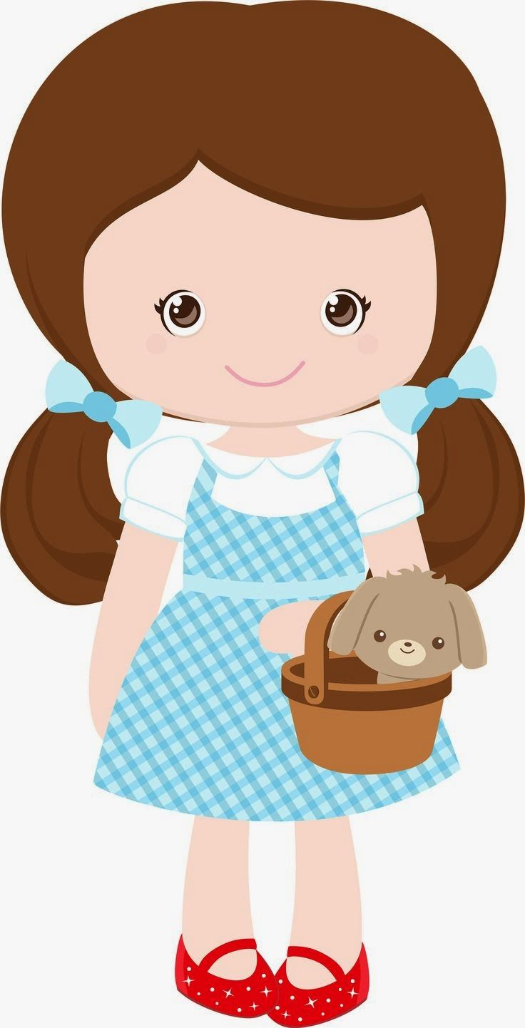 Dorothy Wizard Of Oz Clipart