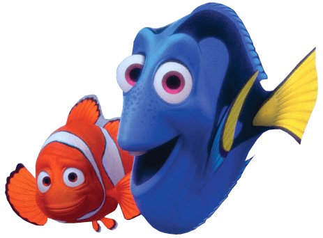 463x342 Dory Clipart Nemo And Dory Transparent Png Stickpng Clipart
