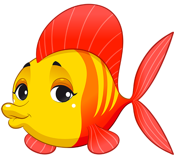 555x506 Tubes Poissons Fish, Clip Art And Needlework