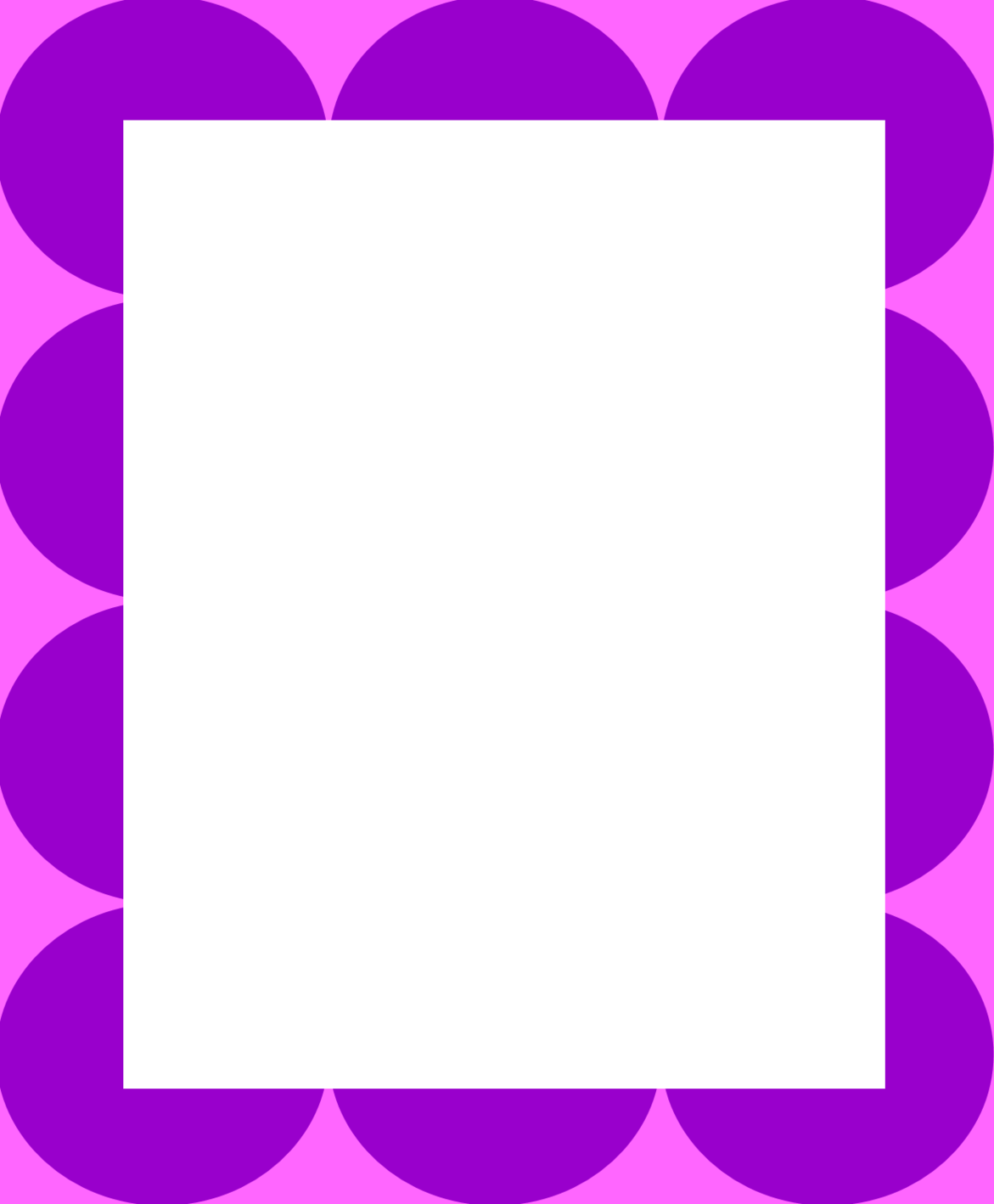1171x1418 Clip Art Dot Border Clip Art