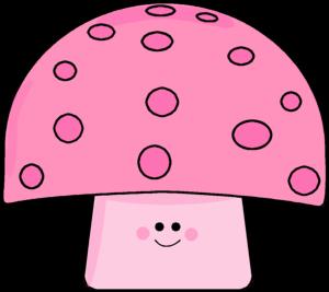 300x267 Mushroom Clip Art