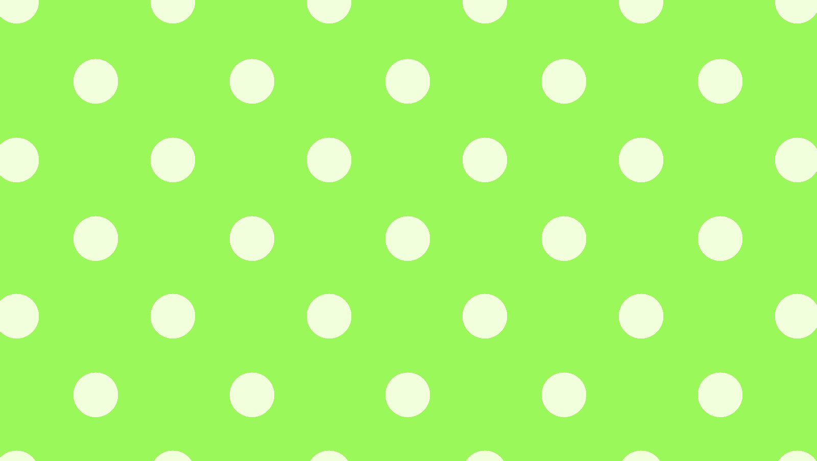1600x903 Neon Clipart Green Dot