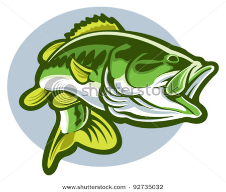 450x383 Largemouth Bass Clip Art Free Collection Download And Share