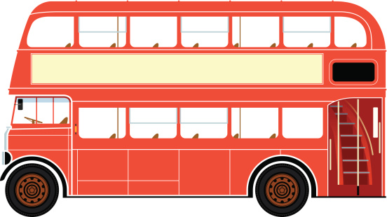 552x310 Collection Of Double Decker Bus Clipart High Quality, Free