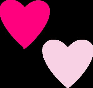 298x282 Bold Ideas Pink Heart Clipart Dark Clip Art Image