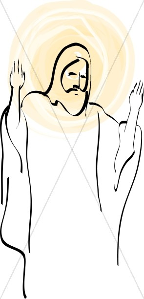295x612 Doubting Thomas And Jesus Jesus Clipart