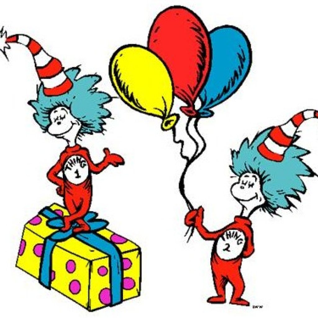 1024x1024 Dr Seuss Clip Art Free Images 4th Of July Clipart