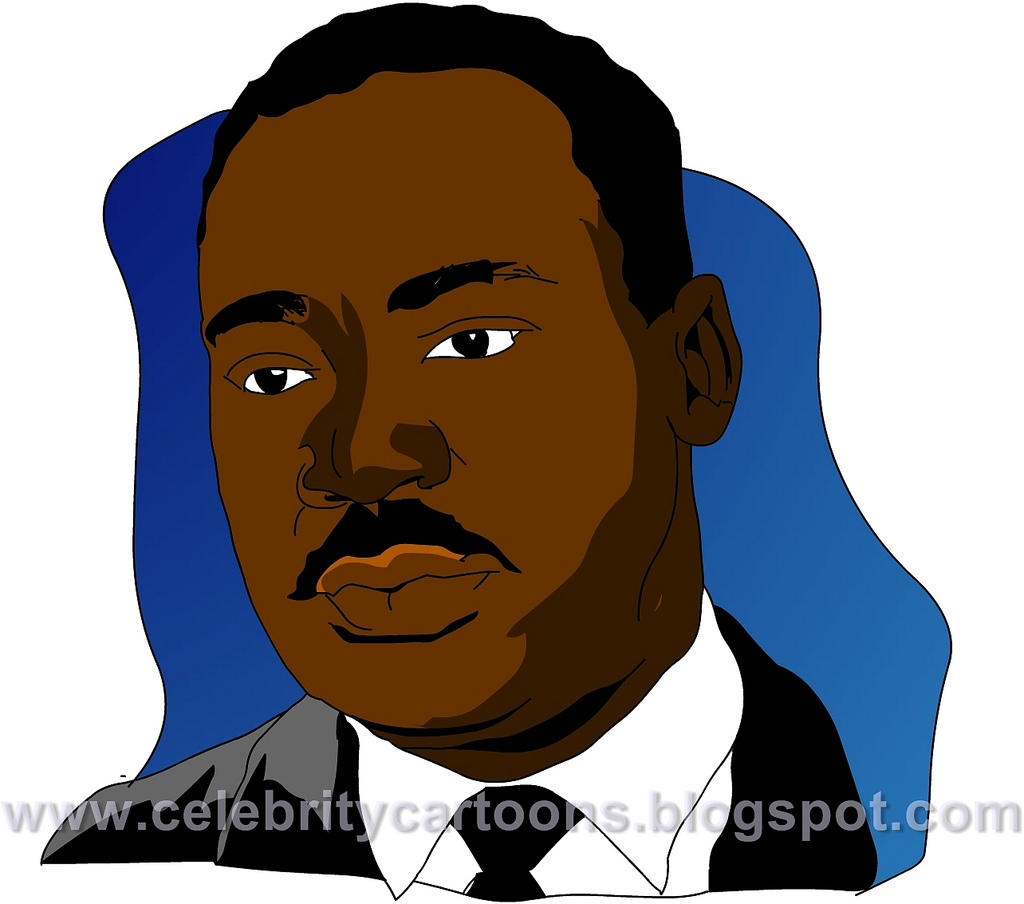 1024x904 Dr Martin Luther King Jr Cartoon Dr. Martin Luther King
