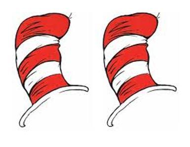 385x297 Dr Seuss Hat Clip Art Clipart Panda