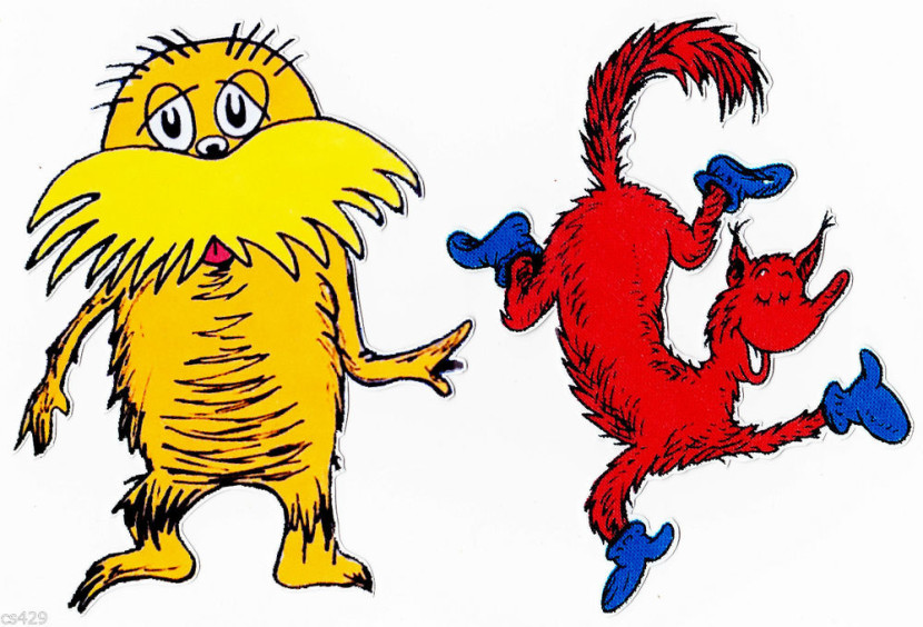 830x564 Dr Seuss Borders Clip Art Free