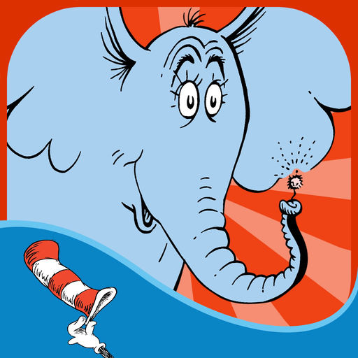 512x512 Horton Hears A Who! By Oceanhouse Media