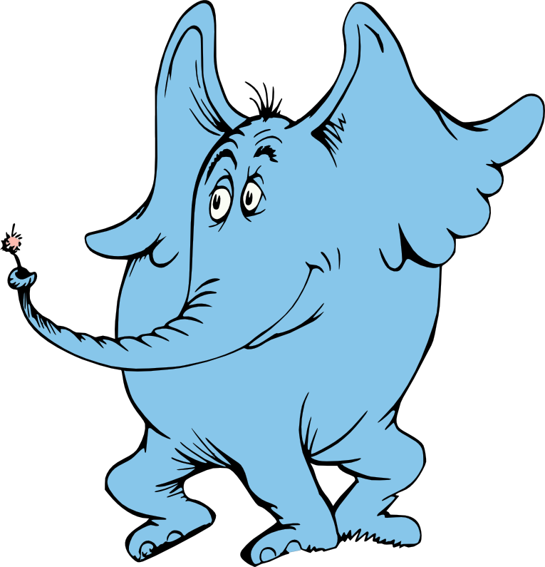 Dr Seuss Horton Hears A Who Clipart At GetDrawings