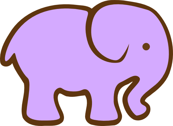600x436 Clipart Of Horton And The Elephant Collection