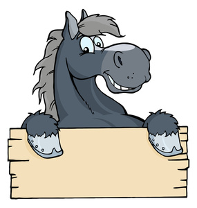 285x300 Stallion Clipart Animated Horse