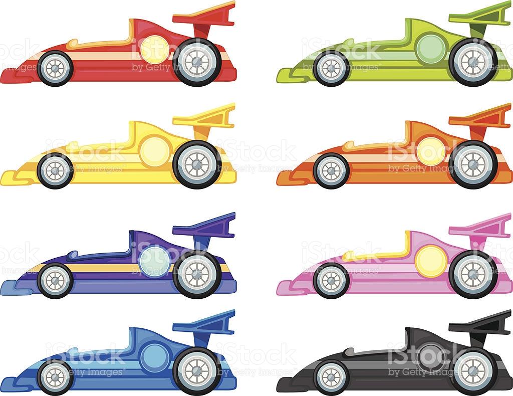 1024x790 Race Car Cartoon Group 36