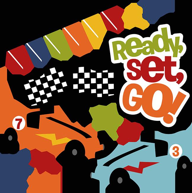 648x650 Ready Set Go! Svg Pinewood Derby Svg File Car Svg File Race Car