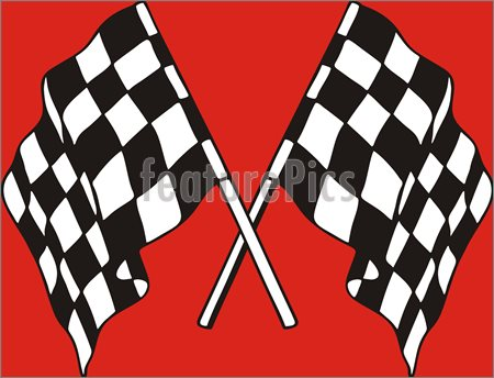 450x344 Auto Racing Clipart Imagewinners Checkered Flagsymbols Auto
