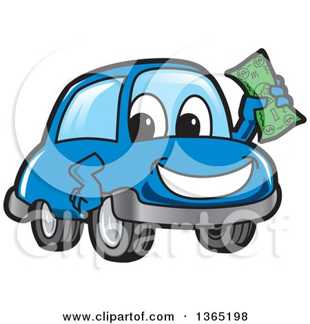 450x470 Royalty Free (Rf) Blue Car Clipart, Illustrations, Vector Graphics