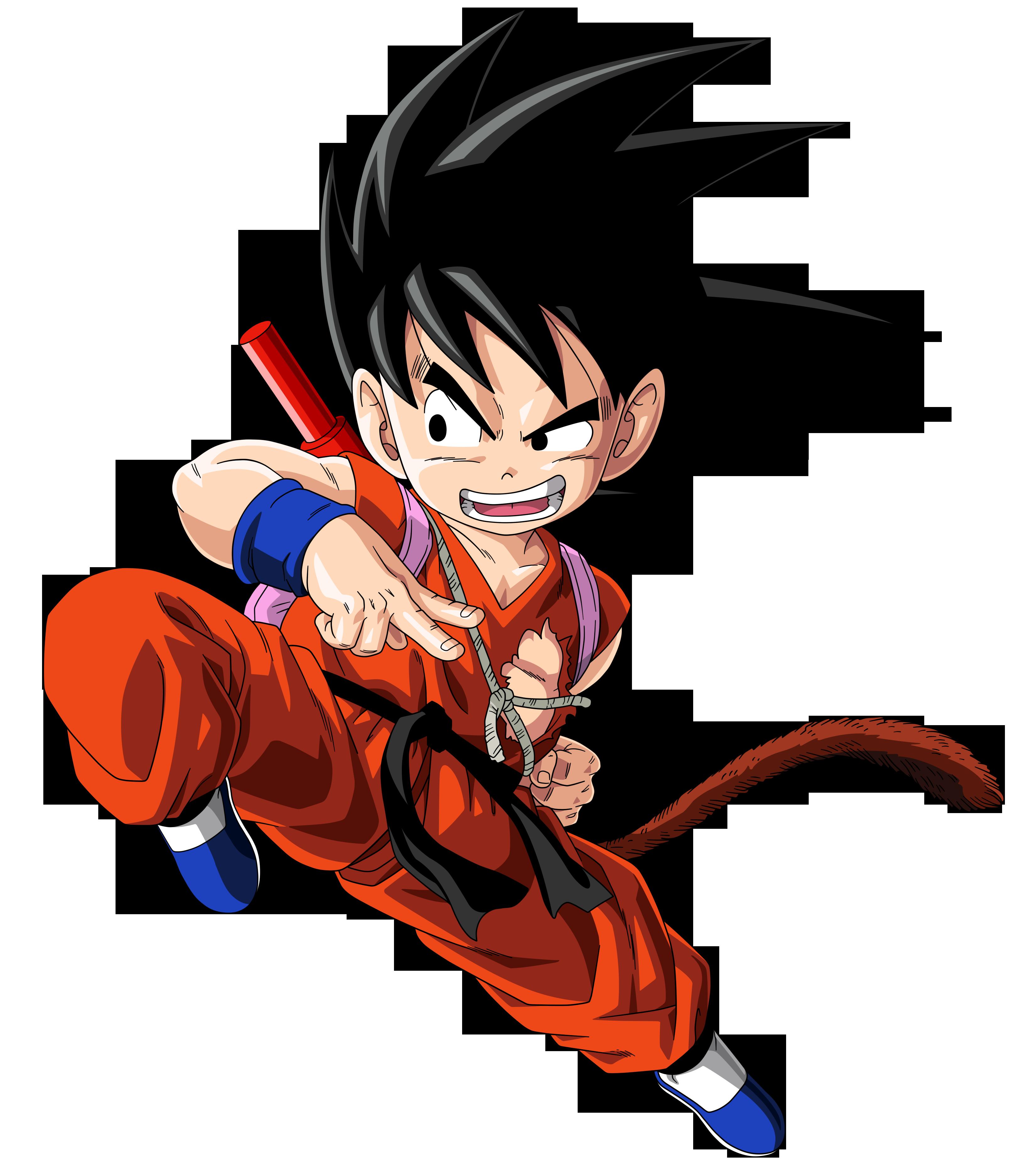 3300x3700 Dragon Ball Goku Png Photos Png Mart