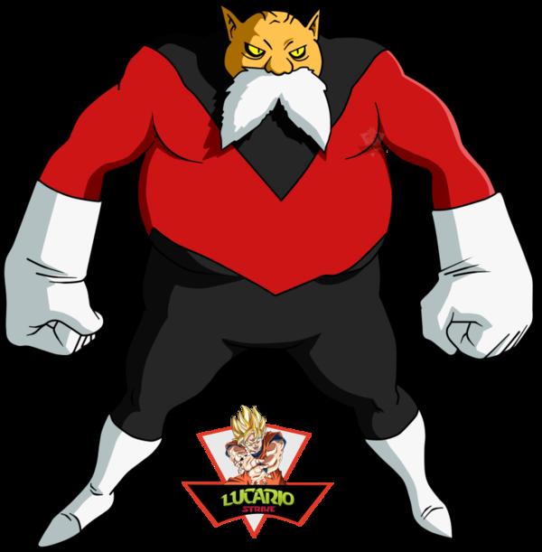 600x611 Dragon Ball Super Toppo Universe 11 By Lucario Strike