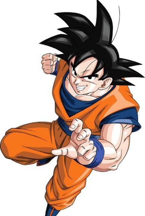 480x715 Dragon Ball Z Goku Top 10 Goku, Dragon Ball