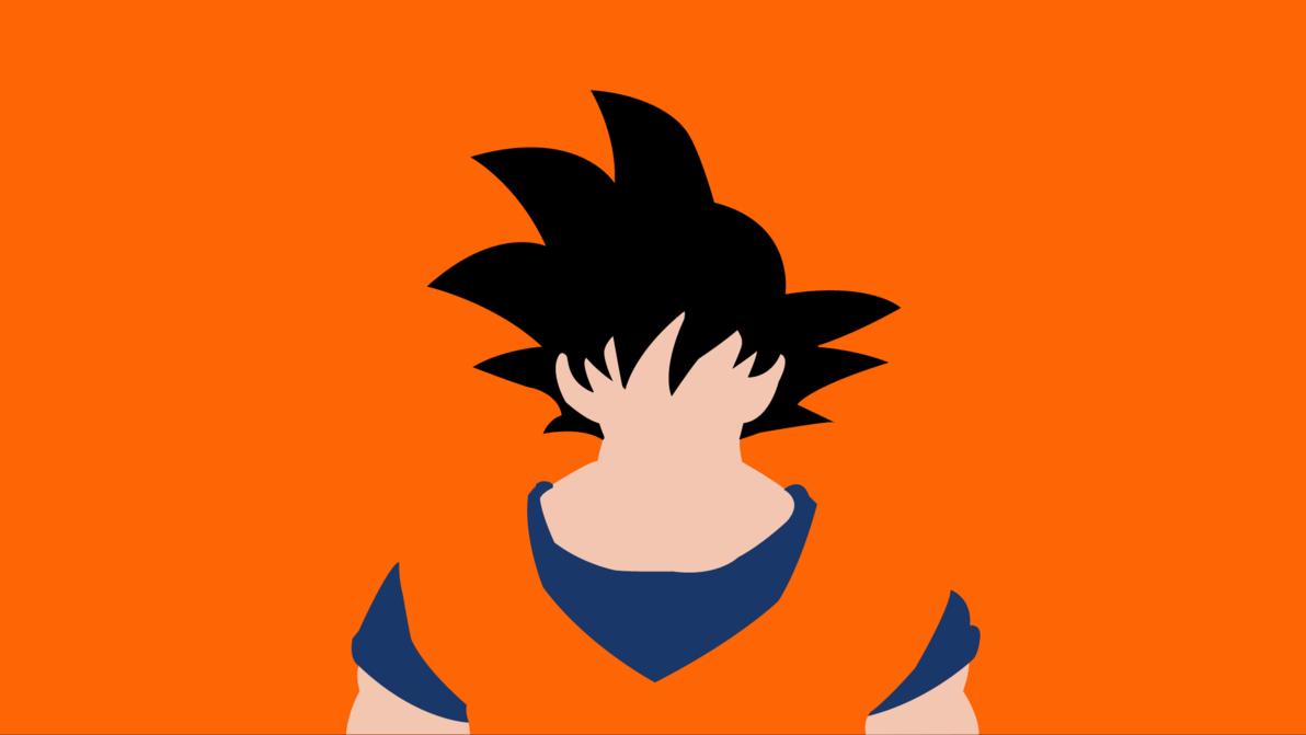 1192x671 Goku Dragon Ball Z By Uzumakiash