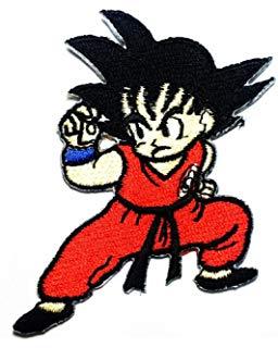 256x320 Dragonball Dragon Ball Z Goku's Symbol Large (King