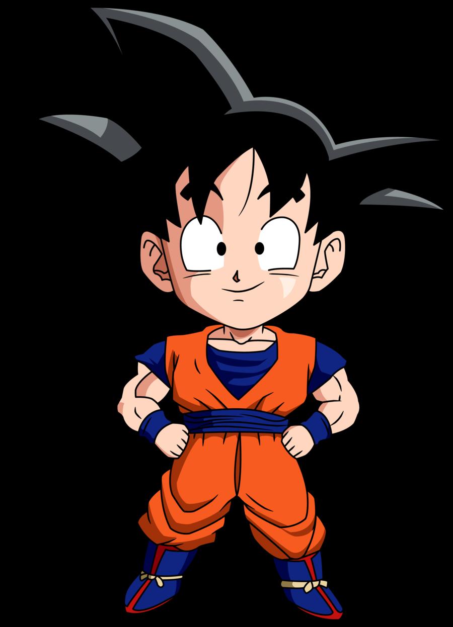 900x1247 Como Desenhar Como Fazer Chibi Ou Sd Goku