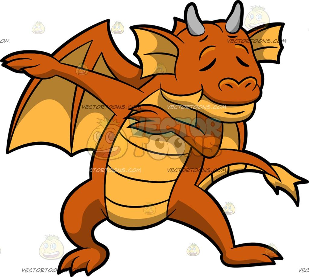 Dragon Cartoon Clipart