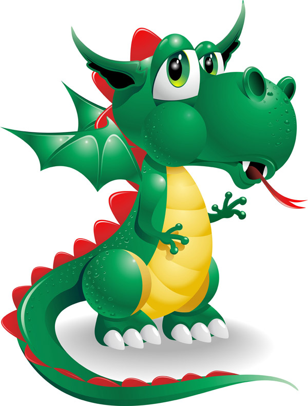 600x791 Dragon Clipart Little Dragon