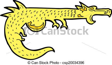 450x261 Cartoon Medieval Dragon Eps Vectors
