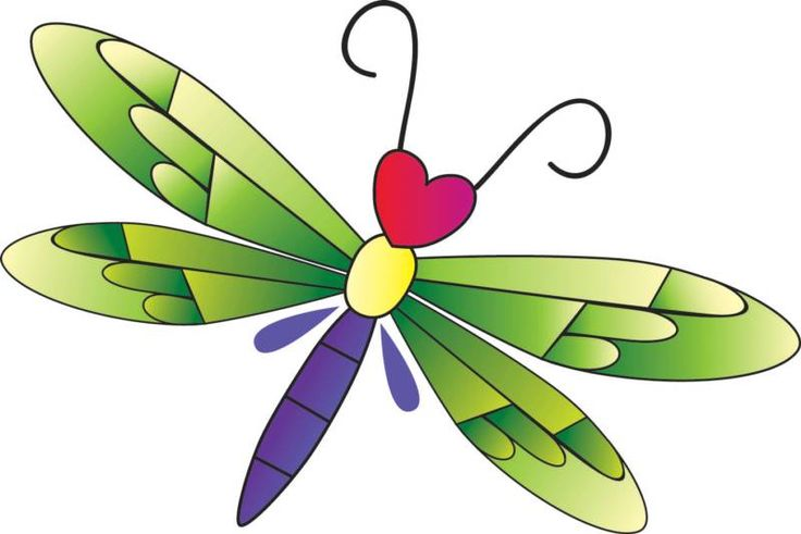 736x491 Dragon Fly Clipart 101 Clip Art