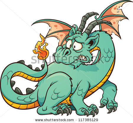 450x415 Green Dragon Clipart 101 Clip Art