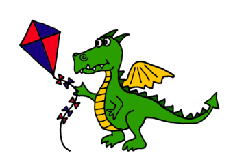 340x246 Cartoon Dragon Coloring Pages Coloring Pages For Kids Kids